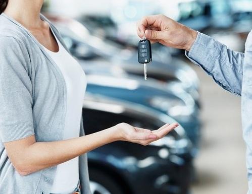 Köpa bil av bilhandlare